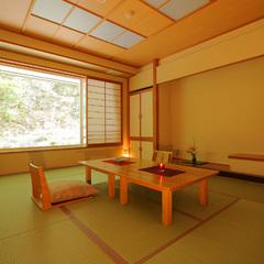 『新館・仙峡亭』 和室15畳or18畳