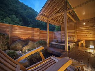 横谷温泉旅館