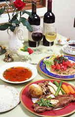 【カップルさんにぴったり】リーズナブルに♪新鮮野菜&フィレステーキ満腹ディナー!1泊2食付プラン