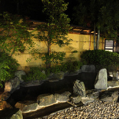 【素泊まりプラン】予約は当日の12時まで。洞窟風呂、露天風呂で、温泉を堪能。