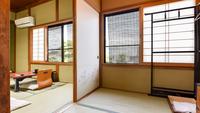 8畳和室(控え間・洗面所・トイレ付)【禁煙】