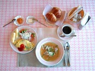 【朝食付】時間がたっぷり!B(ベッド)B(ブレックファスト) 朝食つきプラン