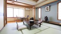 新館・和室(10〜14畳)ウォシュレットトイレ付(定員5名)