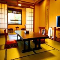 別館和室12畳(檜風呂・トイレ付)