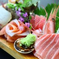 【学生限定プラン】熱海の新鮮海鮮料理と厚切り牛タンで元気盛り盛りパワーアップ!