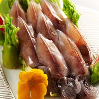 富山の春の味覚《ホタルイカ会席》ご夕食:お部屋食プラン