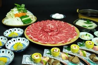 京都で鍋料理☆一泊二食付「すき焼き」プラン☆