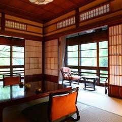 【大正館】2部屋限定の純和風客室