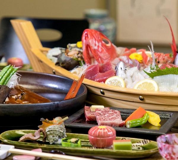 ★2月・3月平日限定!★熱海の旬の地魚船盛を味わう【期間限定特別プラン】!