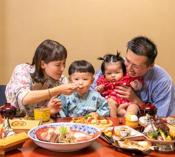 ★赤ちゃん歓迎★【お部屋食】豊富な赤ちゃんグッズで子育てママを応援します!