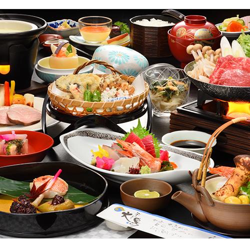 【彩の膳】福島牛×彩ゆたかな旬の味覚を食す旅〜♪