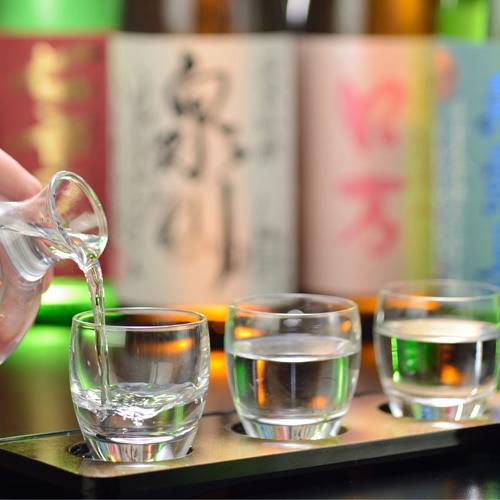 【福が満開、福のしま。】福島限定地酒☆利き酒セット付き♪スタンダードプラン