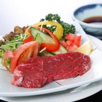 【ネット予約限定】あか牛を堪能できるのはこれ!あか牛ステーキ食べ放題付きビュッフェプラン