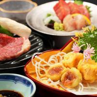 夕食のビュッフェをより豪華に!!夏のプレミアムビュッフェ〜ビュッフェ+特選三品付き〜