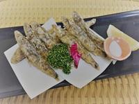■【別注特別料理】 目光り唐揚げ付 1泊2食飲み放題付バイキングプラン