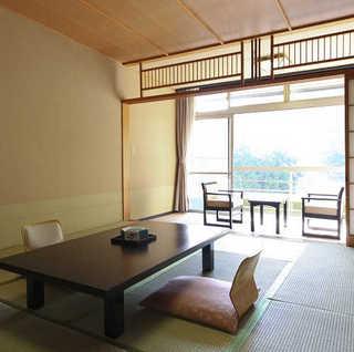【お手頃な清心館】川が見える和室7.5畳/トイレ付