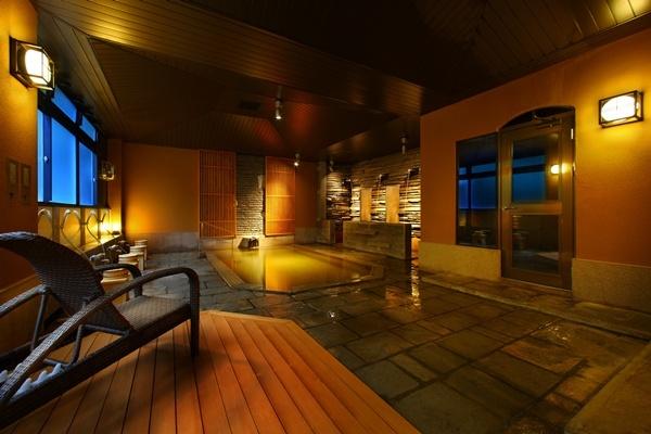 【プレミアム貸切風呂特典付】贅沢な貸切風呂を満喫♪会席料理と温泉に癒される大人旅