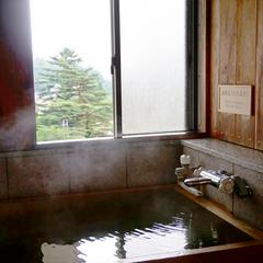 四万温泉を一望するプレミアム木涌館【檜風呂付特別室】