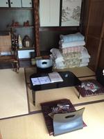 和室一室(ツイン/トリプル/ファミリー)