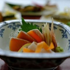 信州山ごはん山郷料理と温泉を満喫 【基本プラン】(添い寝無料)★癒しの湯★