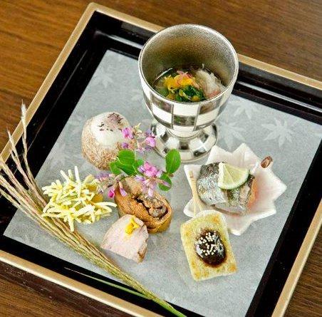◆お食事グレードUPプラン◆旬菜ダイニング「白樺」にてご夕食【特別懐石コース】