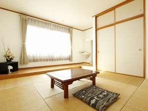 海側・広縁付き和室8畳☆洗面トイレ付※バスなし