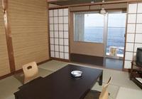 海側和室8畳〜12畳トイレ付