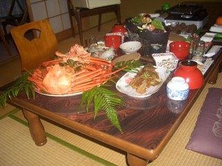 (元気石川) カニと郷土料理のまんぷくプラン