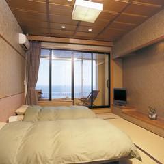 ◆露天風呂付スイートルーム(和室10畳+和風ベッドルーム)