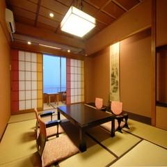 ◆最上階トップフロアルーム(和室10畳)