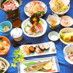 【2食付/満腹プラン】お品数がボリュームアップ!