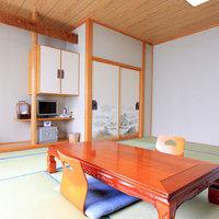 ■和室105/10〜12畳(喫煙)バストイレ付