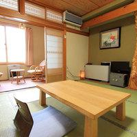 ■和室106/10〜12畳(喫煙)バストイレ付