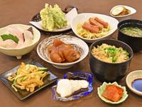 ☆朝食プレート&夕食宮古島郷土料理御膳☆2食付プラン(2食付)