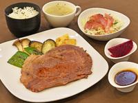 ☆朝食バイキング&夕食沖縄県産牛ステーキ御膳☆2食付プラン(2食付)