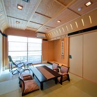 【3F特別フロアー】和モダンの洗練された空間「特別室」プラン〜スタンダード和会席料理〜!!