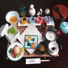 【夕食無し】☆朝食はお部屋食★離れ家「湯らく亭」にご宿泊!一泊朝食付きプラン♪