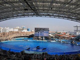 【入場券付き】ステイ&ビジット・名古屋港水族館◆素泊まり