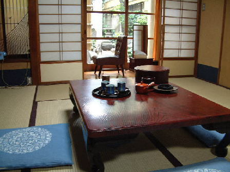 Standard Japanese-Style Room 16 to 20 Sq M