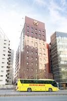 【事前カード決済限定】ベイエリアへ楽々アクセス!築地・新富町駅より徒歩2分!素泊りプラン