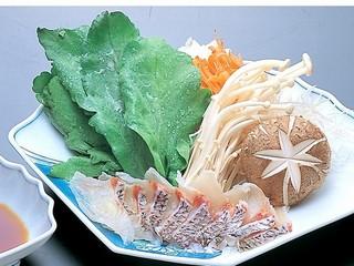 ★【イチオシ!】ご当地・オリーブ牛と鯛しゃぶを味わう会席料理プラン♪