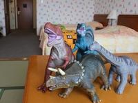 禁煙 恐竜ルーム(和洋室)