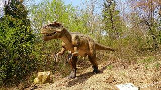 恐竜の住む森「かつやまディノパーク」入場券+巨大昆虫冒険ツアー付プラン<1泊2食>