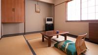 【和室-6畳-】バストイレあり☆禁煙☆