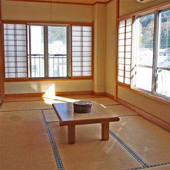 和室8〜10畳【バス・トイレ無】