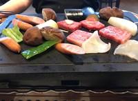 大人気!黒毛和牛の溶岩焼きステーキがメインのコース料理プラン