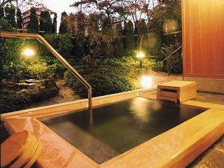 【東】離れ庭園露天付客室1階