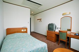 【温泉満喫】別館喫煙 シングルルーム 18.1平米