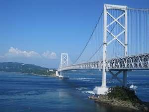 大鳴門橋と渦潮を眺める♪ 和室<素泊まりプラン>