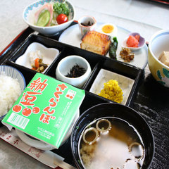 【室数限定】朝夕どちらも個室食!プライベート空間でこだわり料理に舌鼓♪